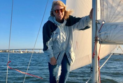 , Man Overboard Under Sail, Figure-Eight Maneuver