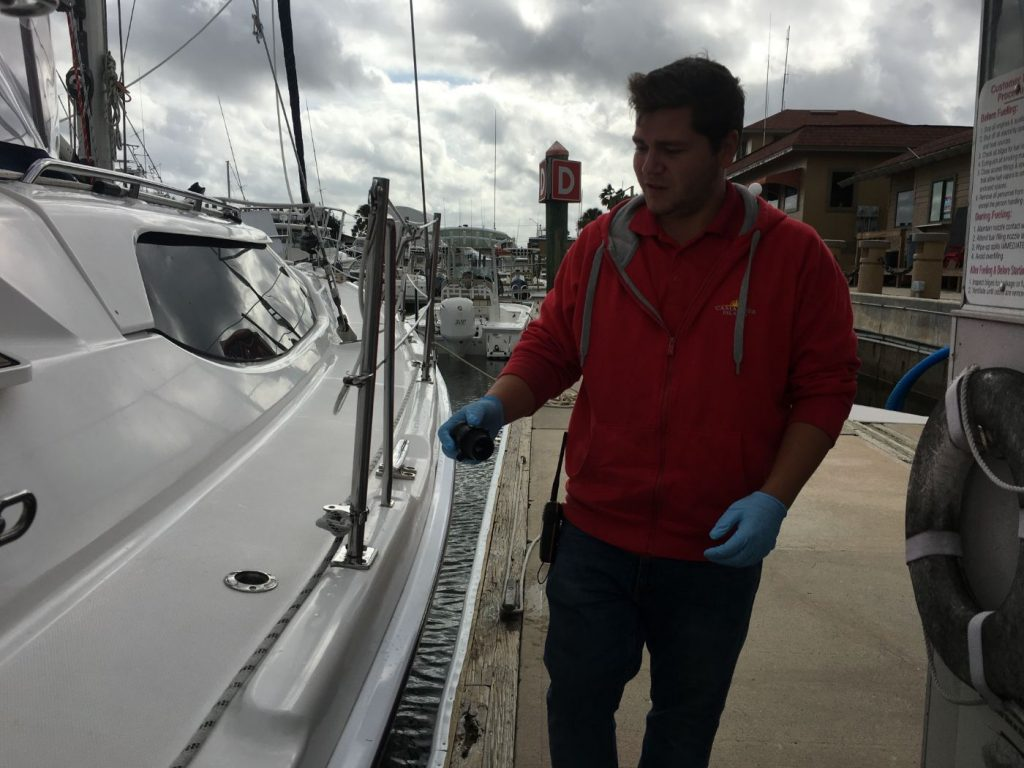 , Emptying Your Boat's Holding Tank – Pump Out Station or Offshore