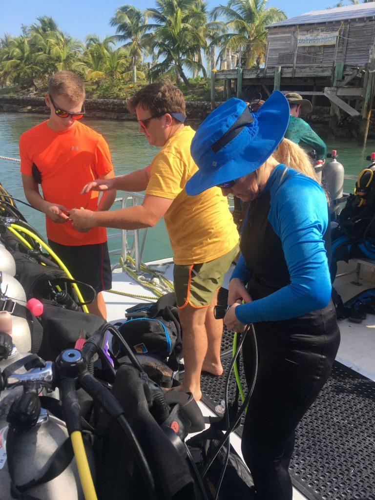, SCUBA Diving with Stuart Cove's Dive Bahamas – New Providence, Bahamas
