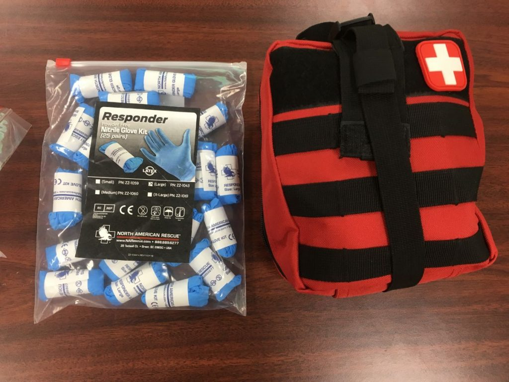 , What's Realistically Going to Happen in a School or Workplace Shooting // Why You Must Have a Bleeding Control Kit