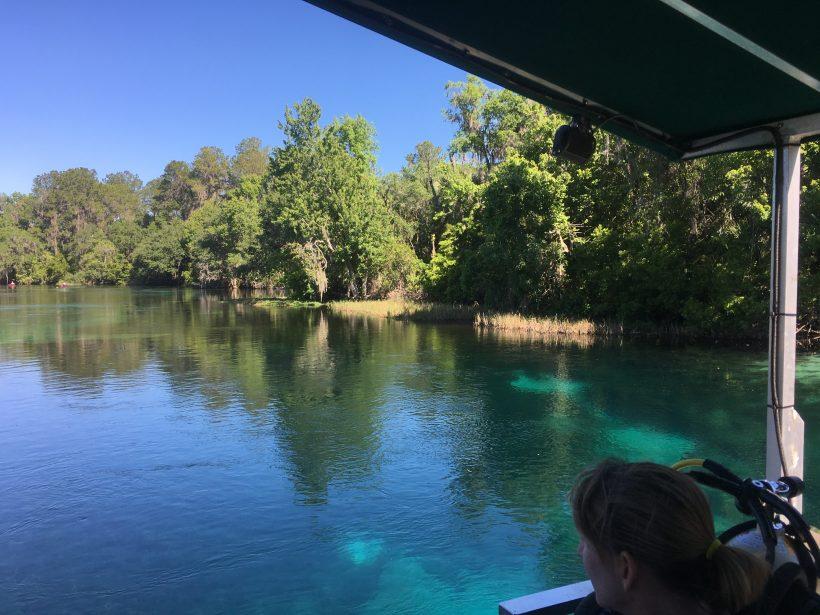, K.P. Hole State Park // Rainbow River Dunellon Florida Dive Site // Diving Emergency Preparedness Plan