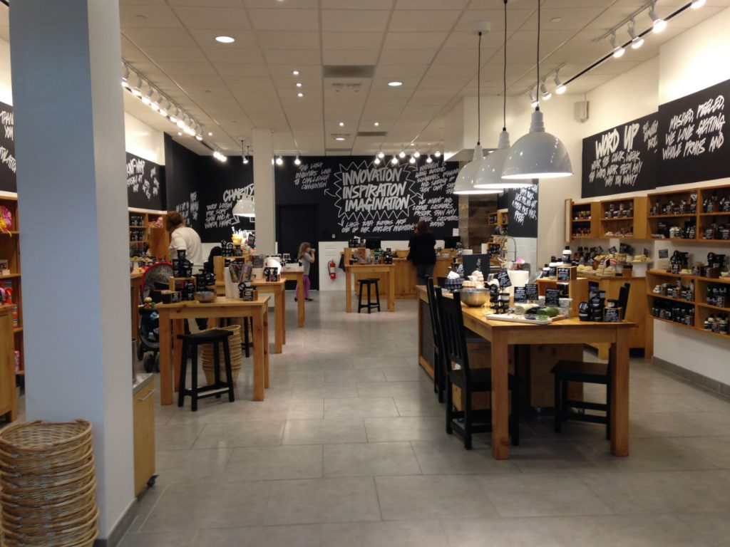 , Shopping LUSH in South Africa – Zone Pricing and the Metric System