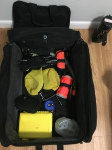 pack dive gear roll, Pack Your Dive Gear! Let's Roll!