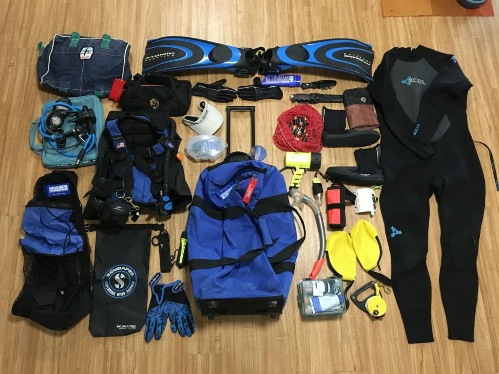 akona dive, Akona Adventure Rolling Dive Bag – Review