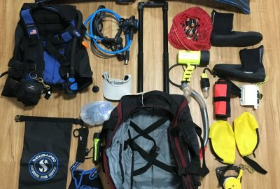 Akona Adventure Rolling Dive Bag