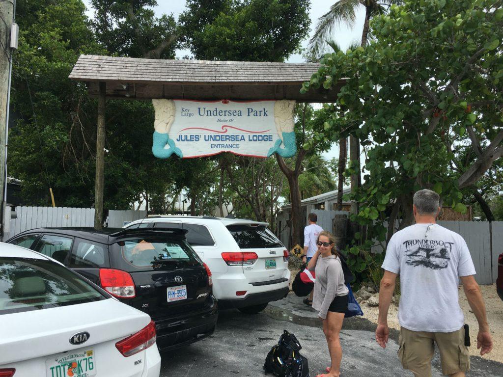 , Jules Verne Undersea Lodge – Salvaging a Dive Trip