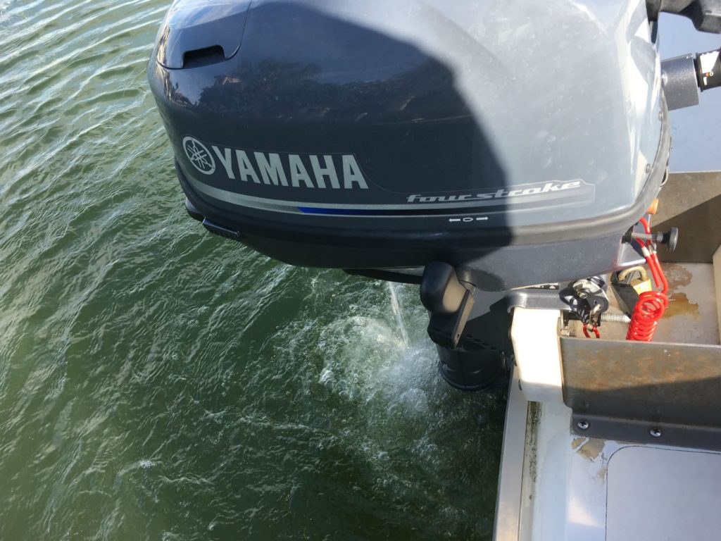Meet the Outboard Motor - Sailing the Small Boat • Deep
