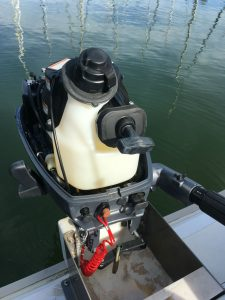 , Meet the Outboard Motor – Sailing the Small Boat