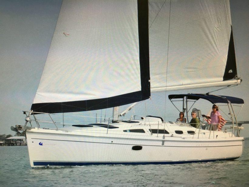, Anatomy of a Sailboat – Part 2 – Aloft