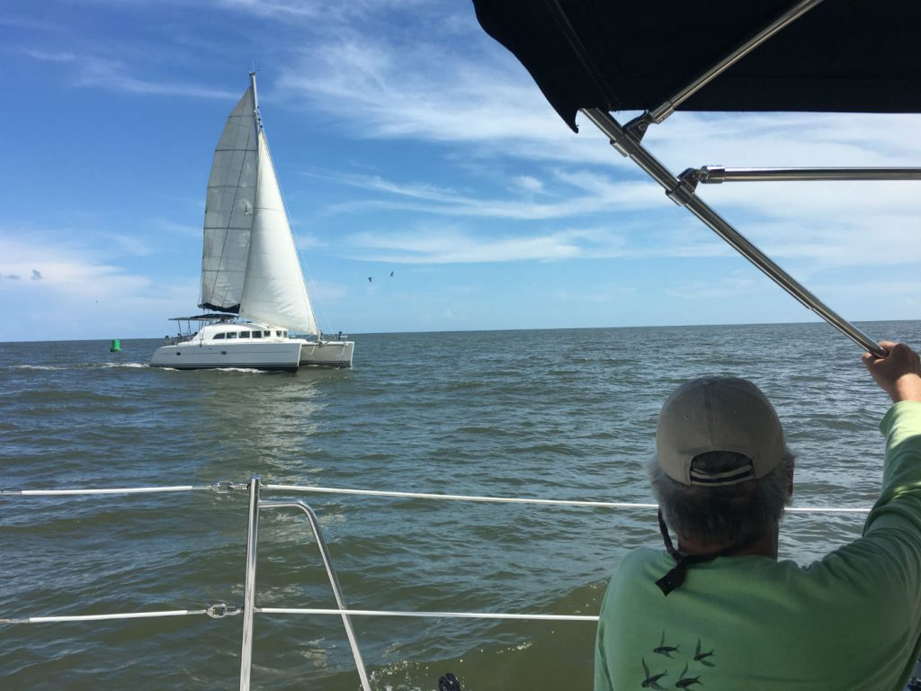 , Anatomy of a Sailboat – Part 2 – Aloft