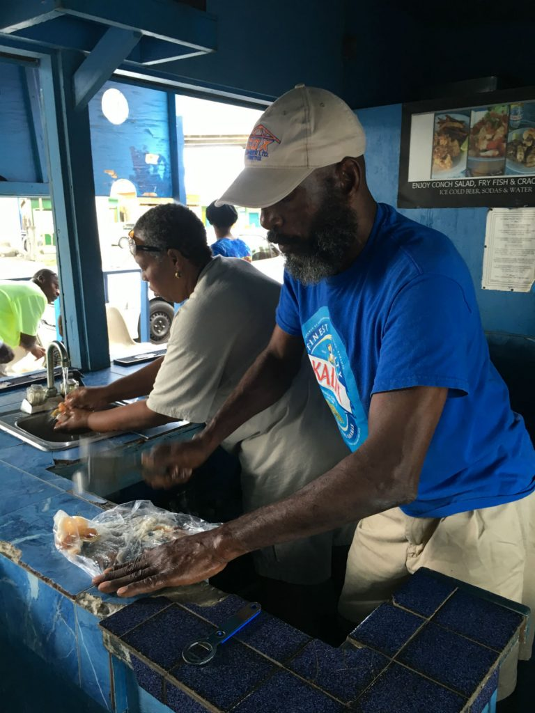 , The Importance of the Queen Conch to the Bahamas