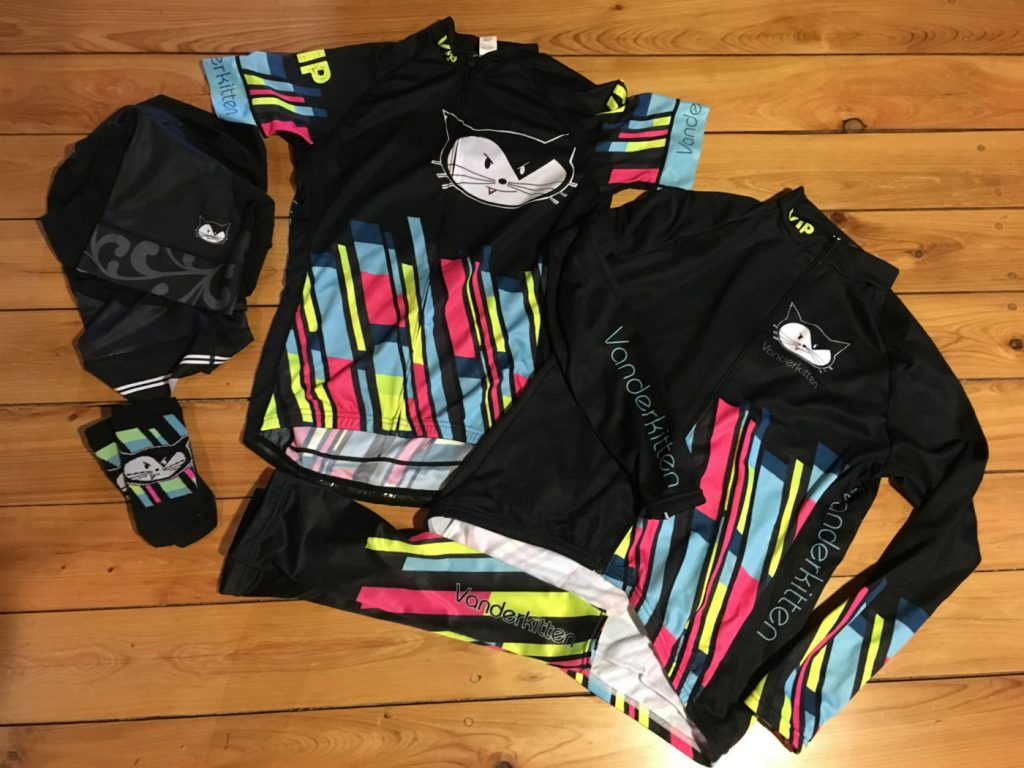, Vanderkitten Womens Cycling Kits – Cost Per Wear – Review
