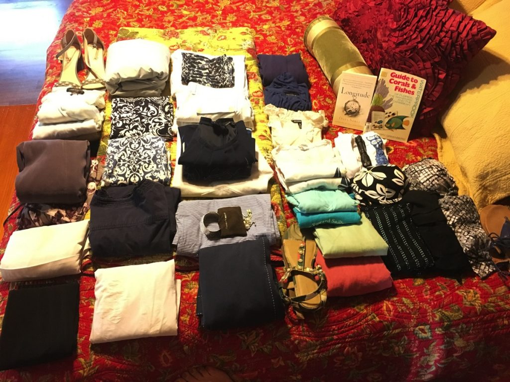 , How to Pack for a Cruise Trip