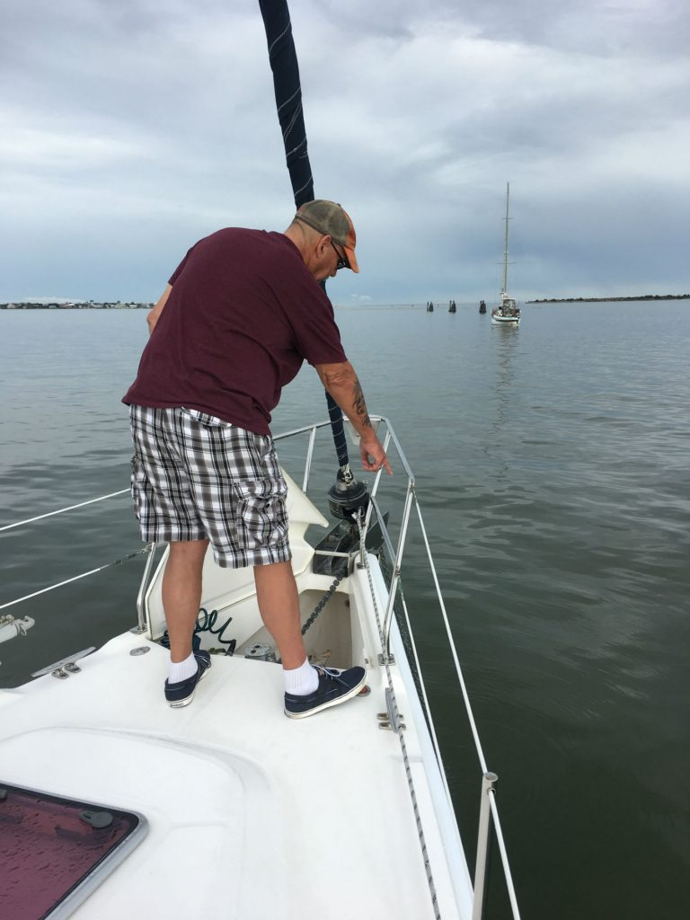 , How to Pick up a Mooring Ball