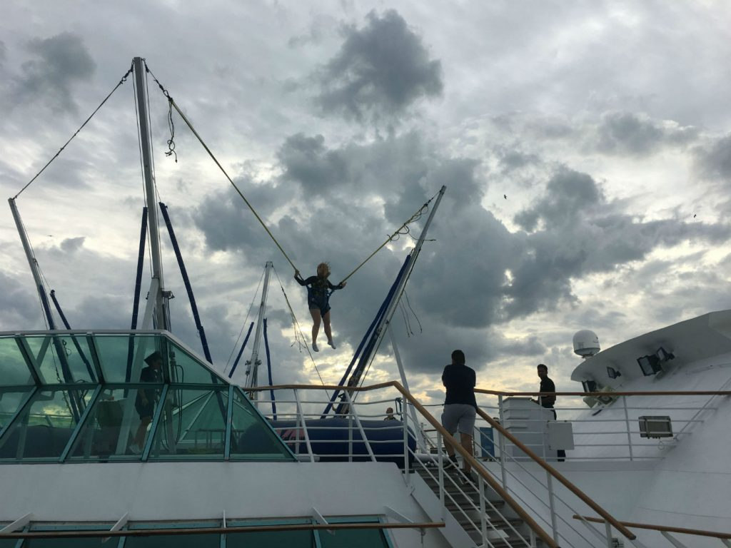 cruise ship dive trip, Packing a Seven-Night Cruise Into Three-Nights // Cruise Ship Dive Trip