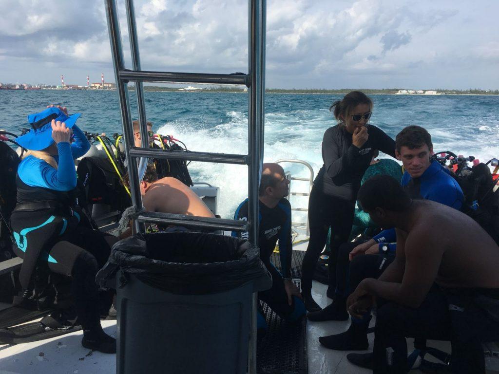 dive boat etiquette, Don't Break Dive Boat Etiquette