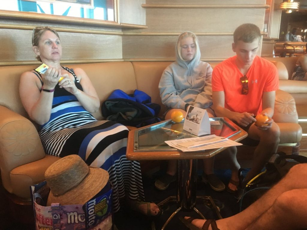 , Five Reasons Diving From a Resort is Easier Than Organizing a Cruise Ship Dive Trip