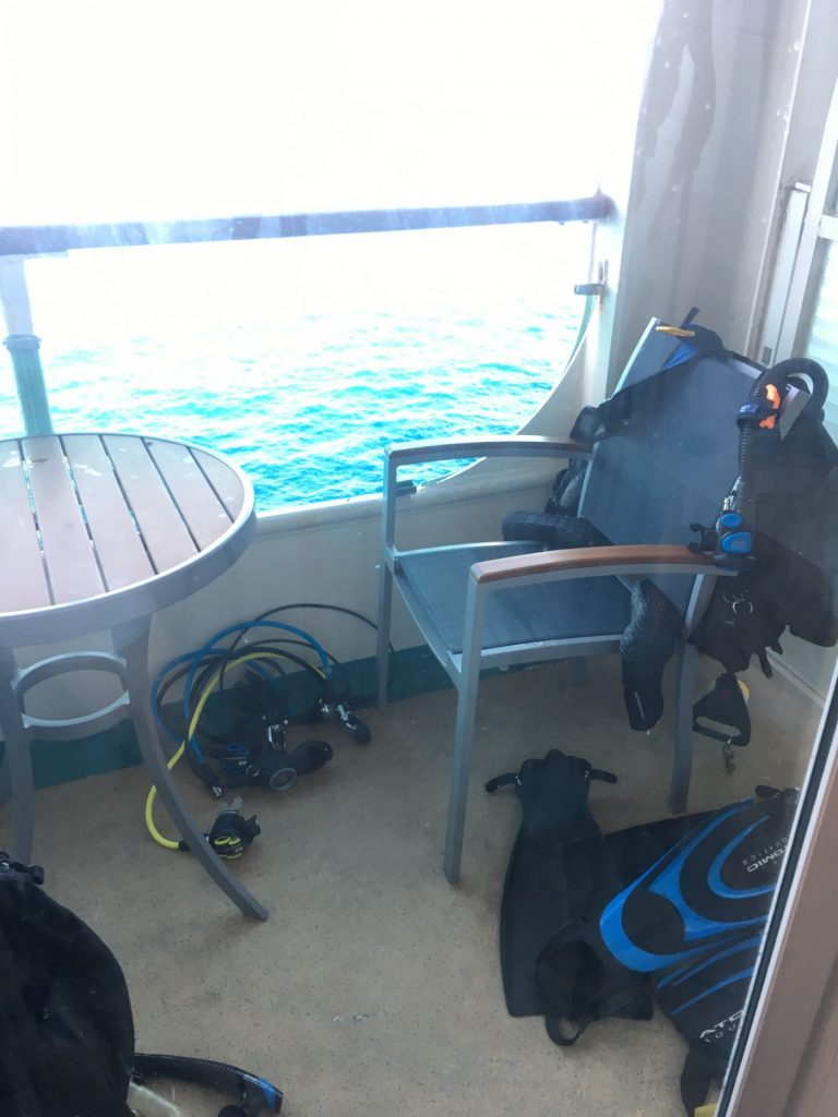 """, SCUBA Diving at Coco Cay – Little Stirrup Cay – on RCCL """"Enchantment of the Seas"""""""