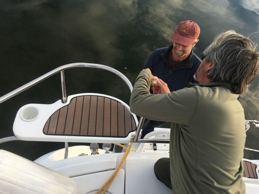 Pre-Sail Checklist for Sailing, Pre-Sail Checklist for Sailing