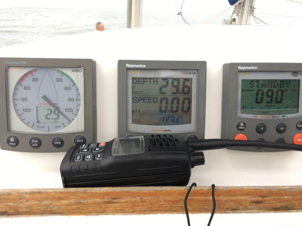 , Depth Sounder / Depth Meter Explanation