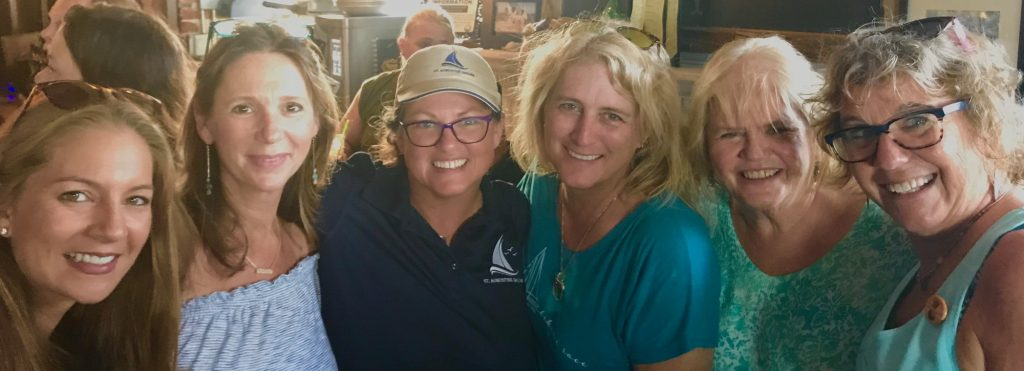 , St. Augustine Sailing Sisters' Spring Forward Race Benefitting Betty Griffin House