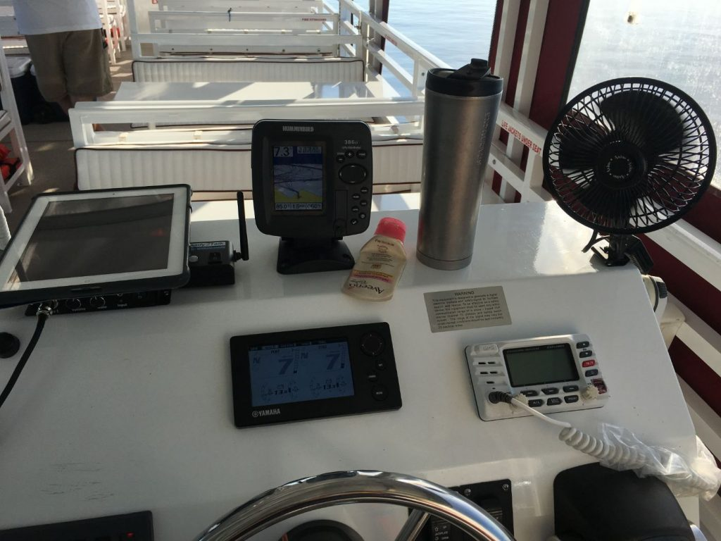 , Depth Sounder / Depth Meter Explanation