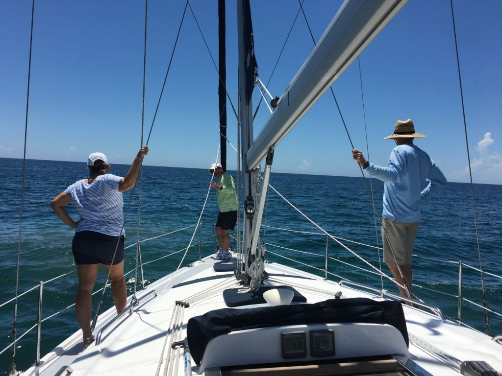 , How to Get the Most out of Class as a Sailing School Student