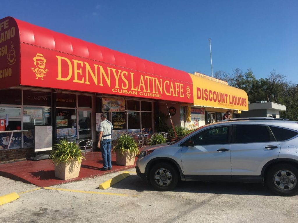 , Dennys Latin Cafe on Key Largo // Authentic Cuban Cuisine in the Florida Keys