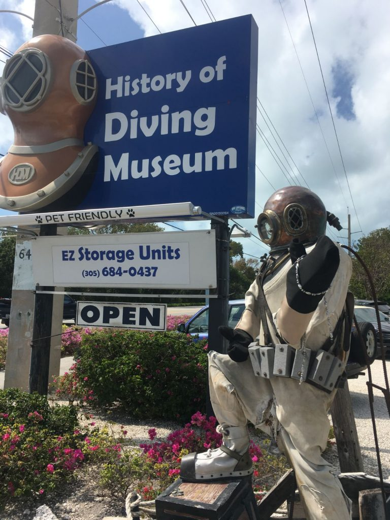 """, History of Diving Museum // """"Immerse Yourself in Diving History"""" // Islamorada, Florida Keys"""