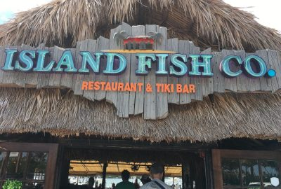 , Island Fish Co. Restaurant & Tiki Bar // Marathon, Florida Keys