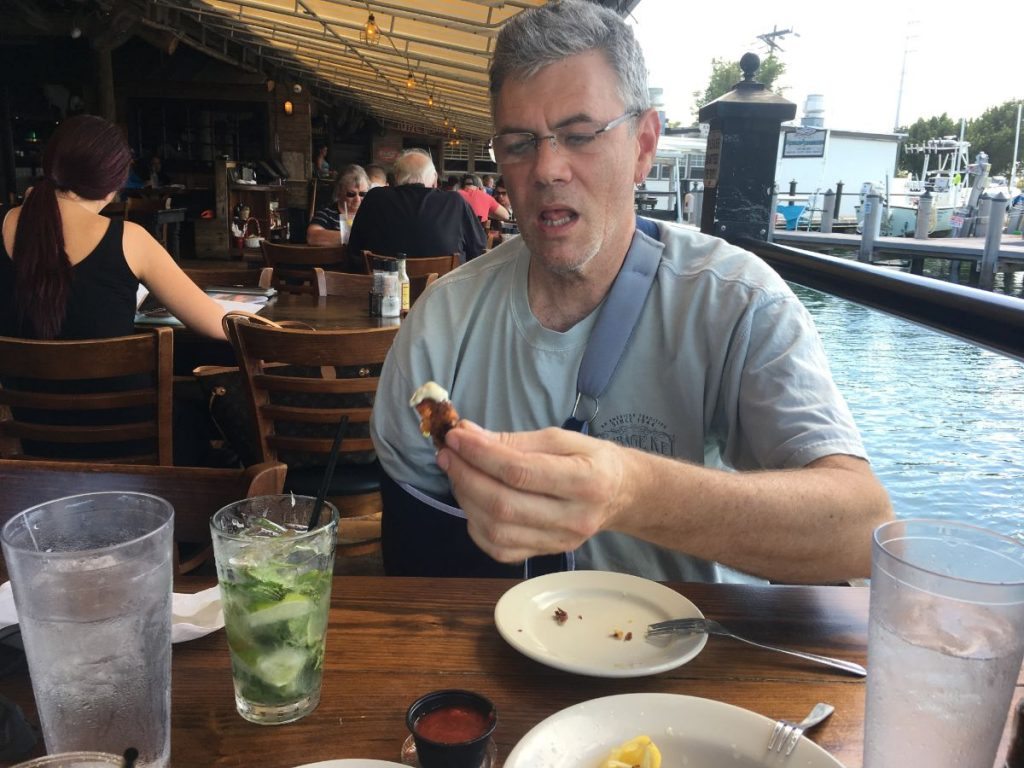 , Island Fish Co. Restaurant & Tiki Bar // Marathon, Florida Keys
