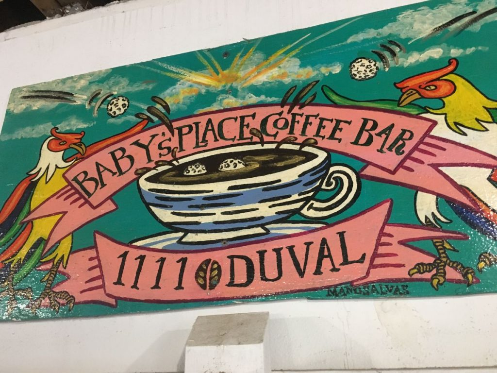 , Baby's Coffee // Key West Cyclists' Destination