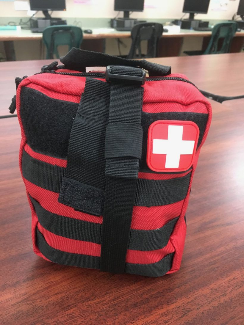 , Teachers: How to Order Bleeding Control Kits With  Classroom Supply Money