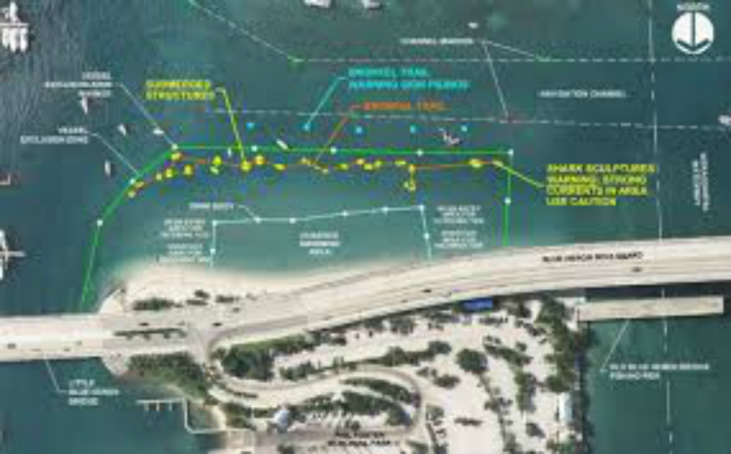 , Phil Foster Park // Blue Heron Bridge // Riviera Beach Florida Dive Site // Diving Emergency Preparedness Plan