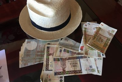 , Cuban Pesos // What We Learned About Exchanging Money in Cuba