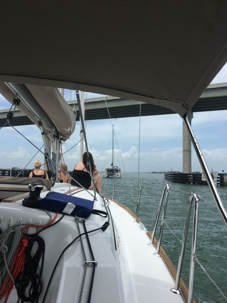 , Bachelorettes on Board // Captain Charters for Brides-to-Be on Beautiful Yachts // Last Sail Before the Veil
