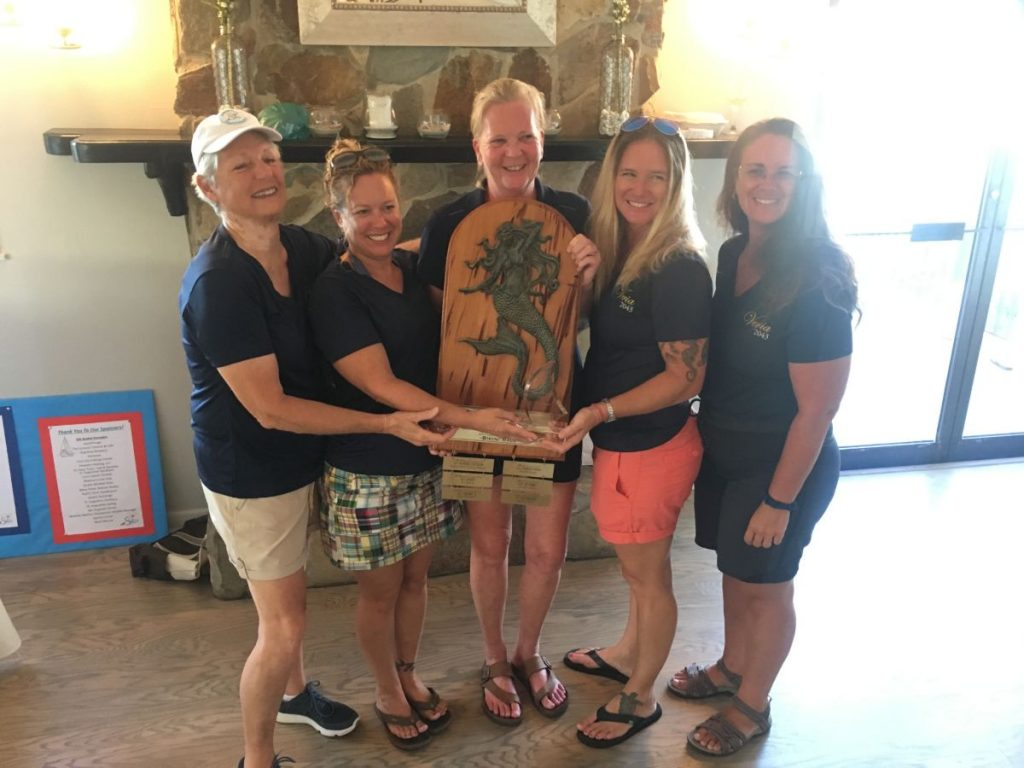 , St. Augustine Sailing Sisters' Bikini Race Benefitting Rethreaded and Betty Griffin Center