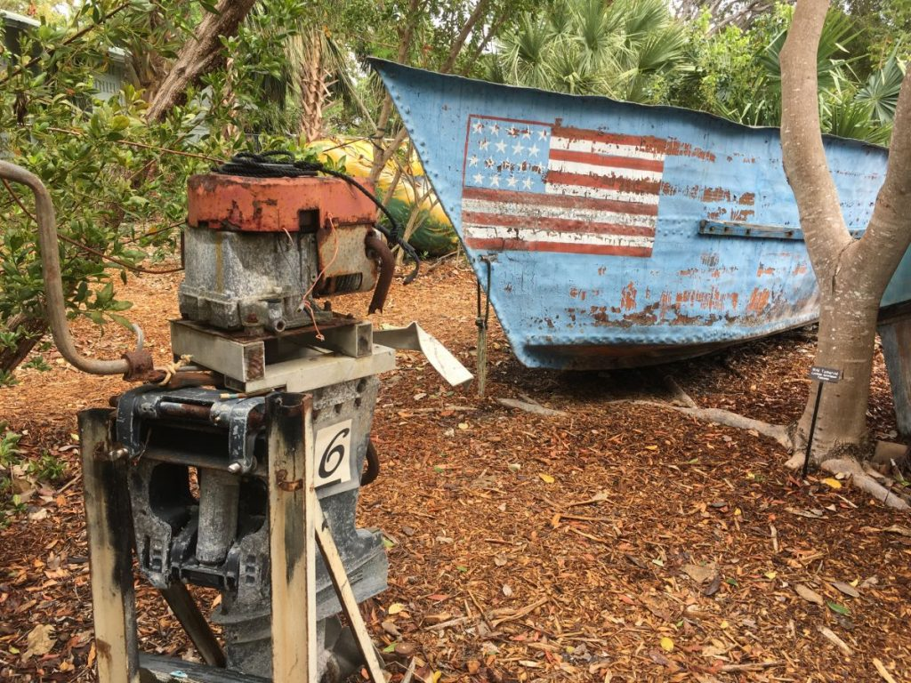 , Cuban Chugs at the Key West Tropical Forest and Botanical Garden