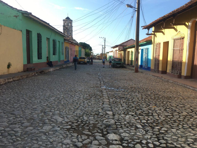 , Trinidad, Cuba // Sanctus Spiritus // Casa Lyosman y Yanin Casa Colonial en el Centro Historico // Airbnb Review