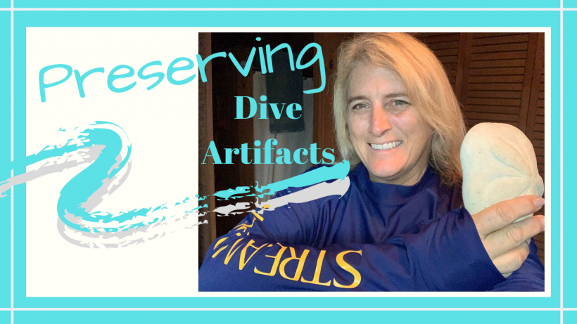 , Preserving Dive Artifacts // Preserving Sand Dollars and Sea Biscuits // Deep Water Happy