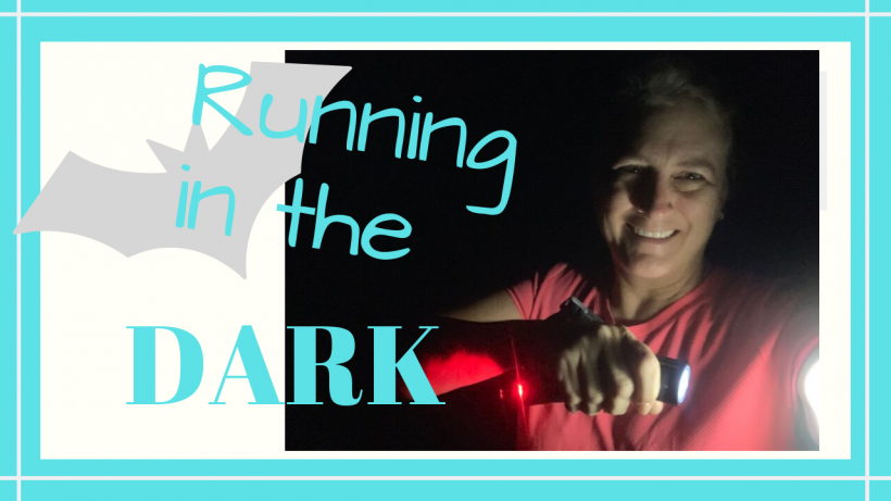 , Running in the Dark // Deep Water Happy