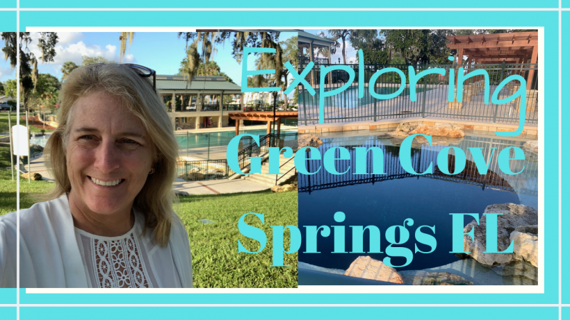 , Exploring Green Cove Springs // Florida Springs // Deep Water Happy