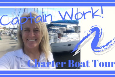 Charter Captain Work, CAPTAIN WORK // CHARTER BOAT TOUR // Deep Water Happy