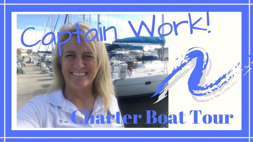 Charter Captain Work, Captain Work // Charter Boat Tour // Deep Water Happy