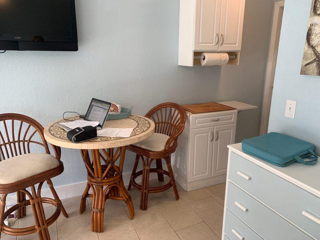 , Venice Villas Studio #57 // Venice Florida // Airbnb Review