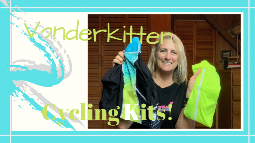 , Fall Cycling // Vanderkitten Haul // Mix and Match Cycling Kits // DeepWaterHappy