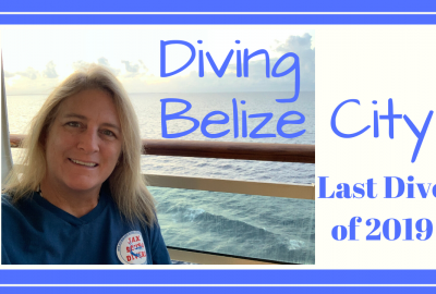 Last Dive of 2019 Belize City Belize with Sea Sports Diving