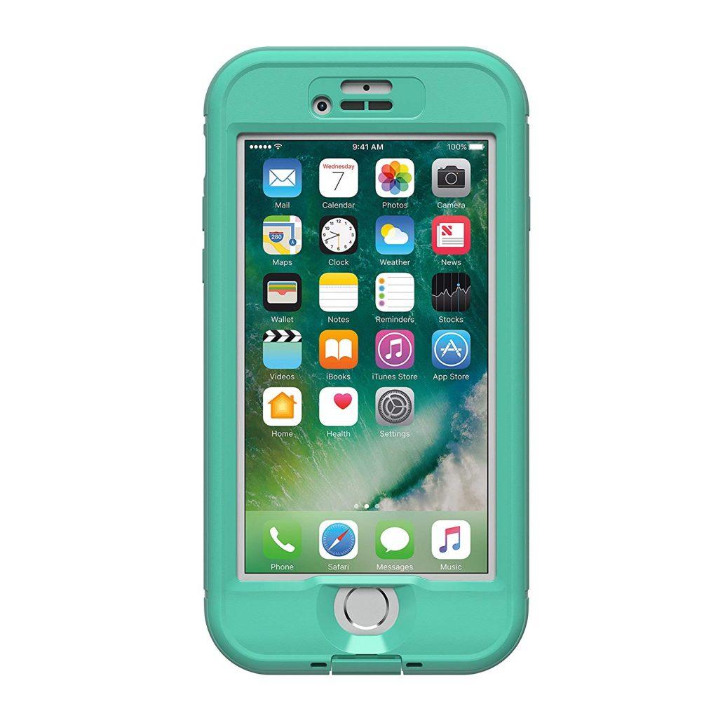 , Lifeproof FRE versus Lifeproof NUUD // Best Waterproof iPhone Case Review