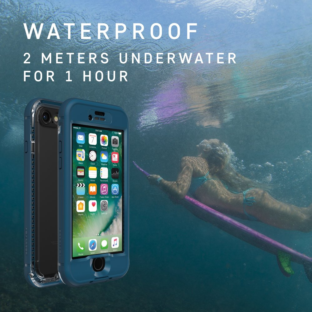 , Lifeproof FRE versus Lifeproof NUUD // Best Waterproof iPhone Case Review