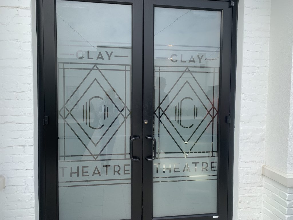 Clay Theater, Clay Theater // Historic Theater in Green Cove Springs Florida // Special Event Venue